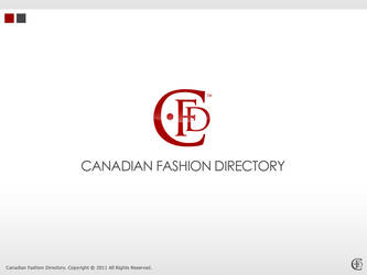 Canadian Fashion Directory by eyenod