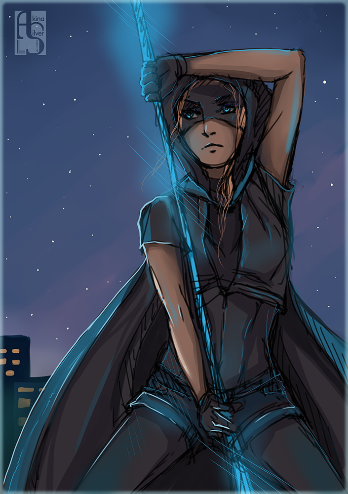 Hero crossover by AkinaSilver