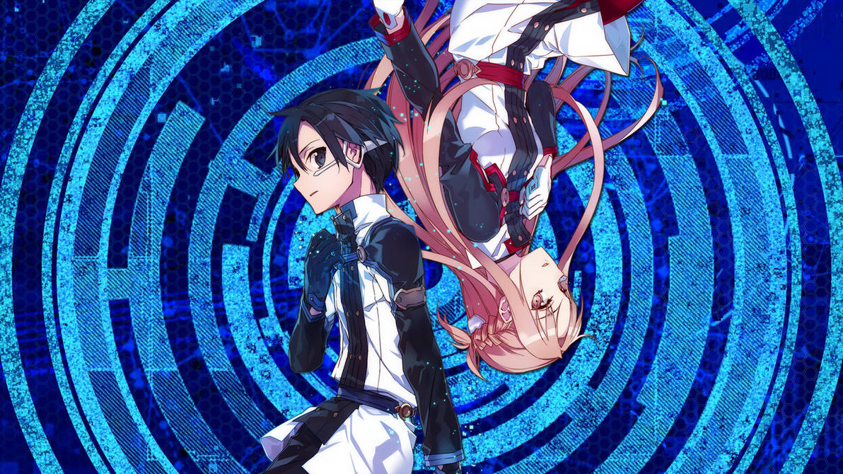 Sword Art Online Ordinal Scale Wallpaper 4 Hd By H1pnot1c On