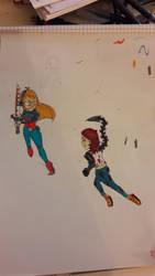 Showdown! by EmpressTilly