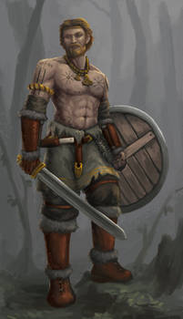 Secret of the Runes - Haakon