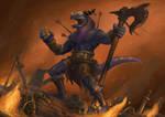 Commission - Berserker