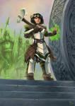 Thormundar - Rowan, Companion of the Lost