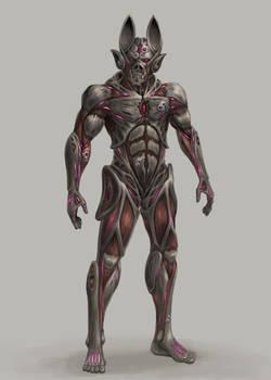 Mogura - Character Design