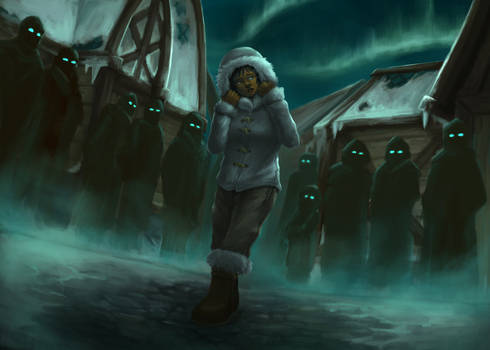 Commission - Cold Dread