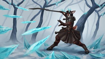 Thormundar - Gwynnad, the Winter God