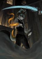 Commission - Reaper