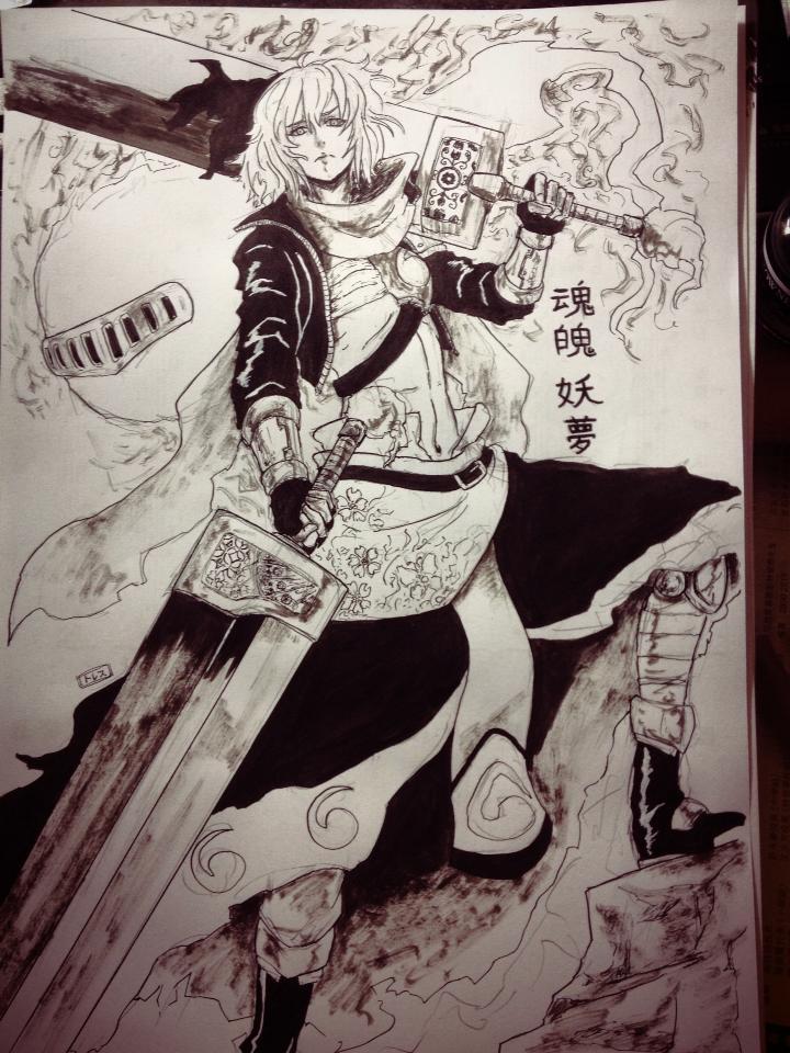 RE: RPG!Youmu Konpaku by Tres-Iques