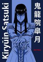 Kiryuin Satsuki by Tres-Iques