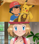 Serena is proud of Ash