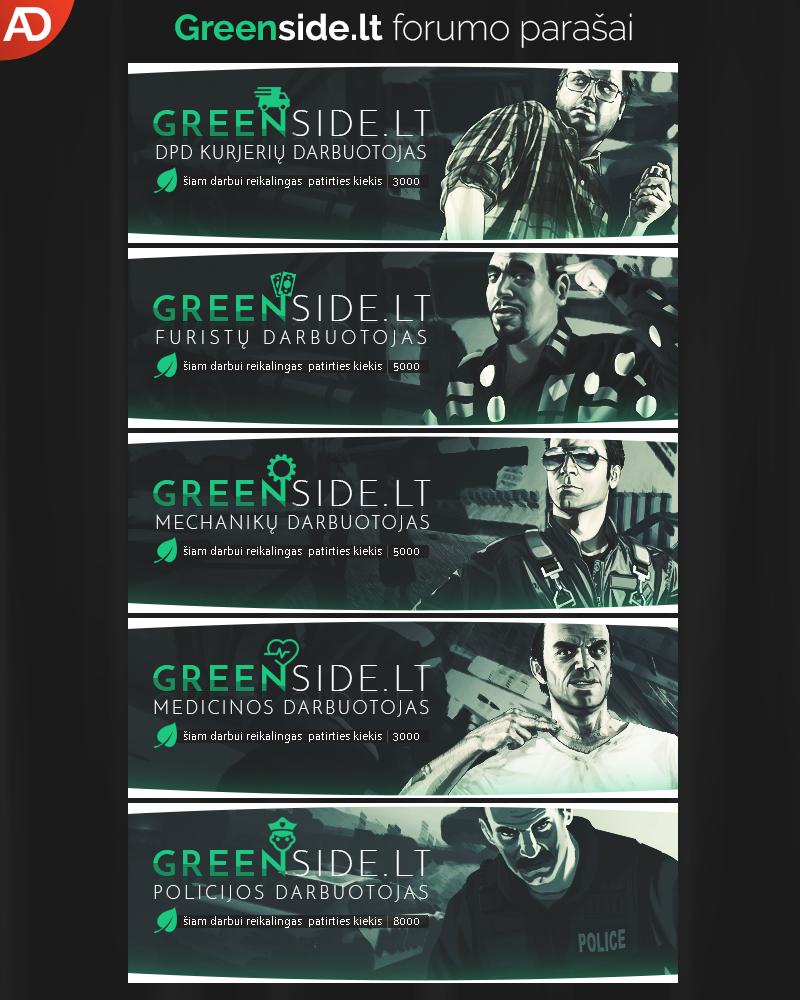 Greenside- by Adordesign