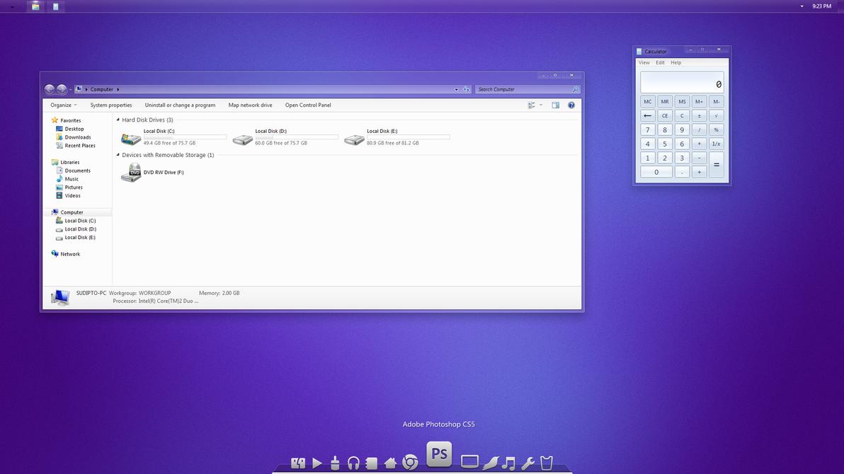 Desktop Screenshot - Monday, April 30, 2012 by Softboxindia