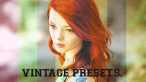 Vintage Presets Demo by Softboxindia