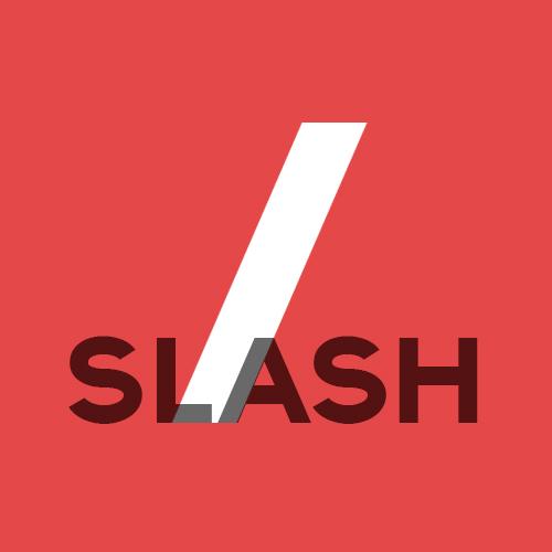 Slash - Logo Concept by Softboxindia