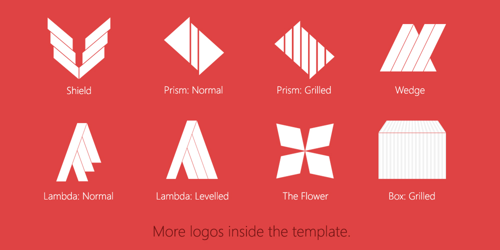 Clean Photoshop Logo Template: Demo by Softboxindia on DeviantArt