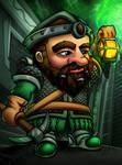 Green Dwarf Card