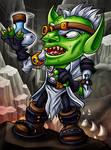 Goblin Mad Scientist