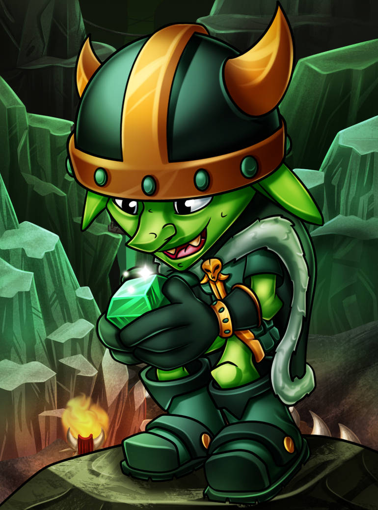 Goblin Treasure Hunter