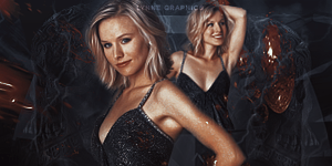 Kristen Bell {icon} by soullessss