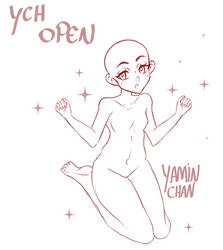 [YCH OPEN] Fullbody - With Clothes/Nsfw
