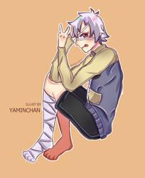 [SPEEDPAINT] Request - Kamui