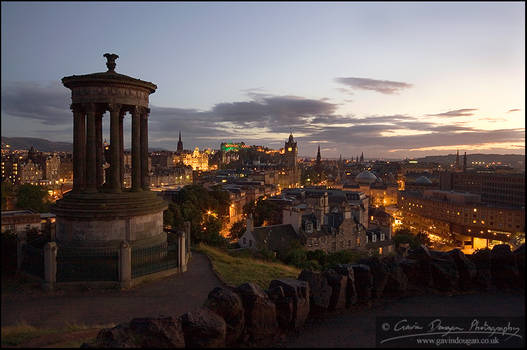 A View Of Britain - Edinburgh