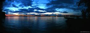 Ottawa River at Dusk