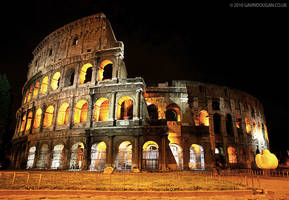 The Colosseum by gdphotography