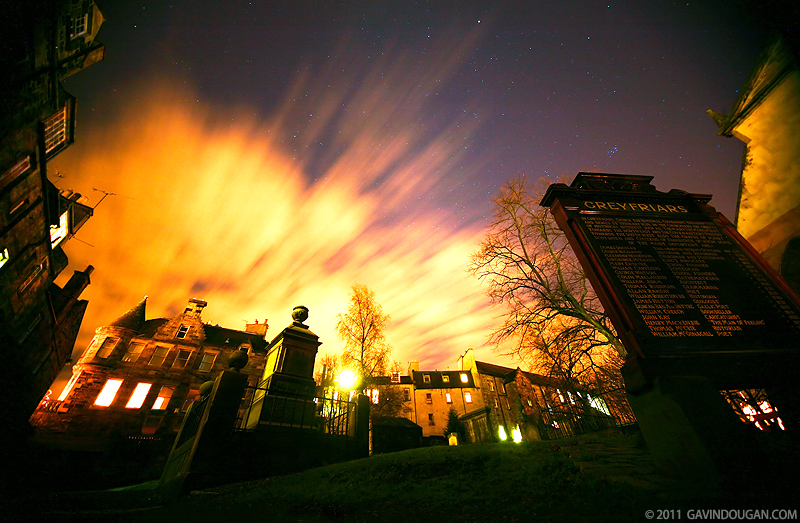 Greyfriars Kirkyard by gdphotography