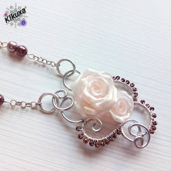 Colgante Valentine Rose