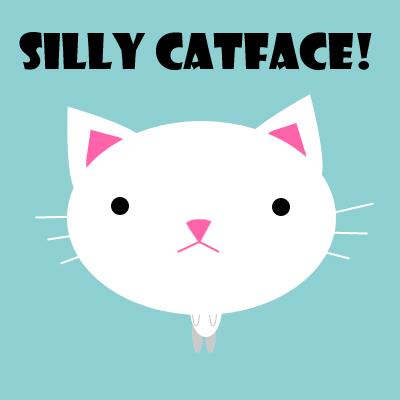 silly catface by speedjunkie on deviantart