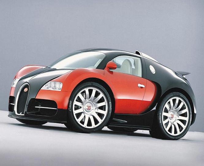 bugatti veyron mini car by speedjunkie on deviantart. Black Bedroom Furniture Sets. Home Design Ideas