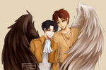 Ereri: Wings of Freedom