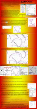 GIMP TUT pt1 PENTOOL by Ionic44