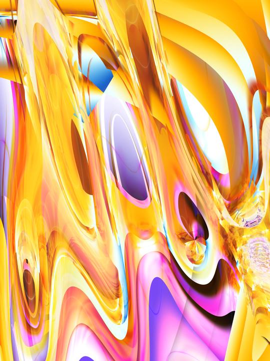 Honey Crystal by ForestFaerieQuean