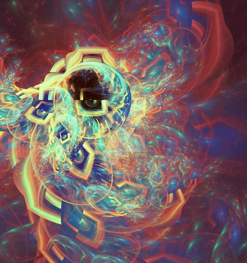 Third Eye by ForestFaerieQuean