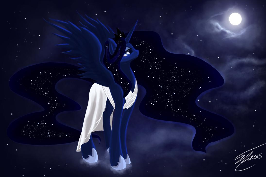 Lunar Eminence by Althyra-Nex