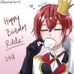 Happy birthday Riddle!!