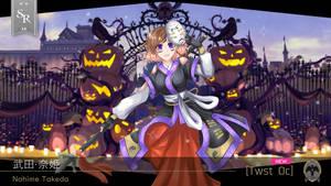 Nahimes Halloween SR card!