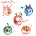 Heartslabyul as Seelies!