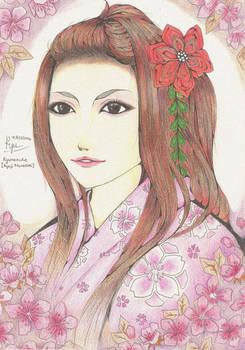[JAPAN GIRL ]-TAKERU IZUMO