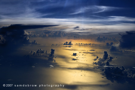 Valley of the Sun II by samdobrow