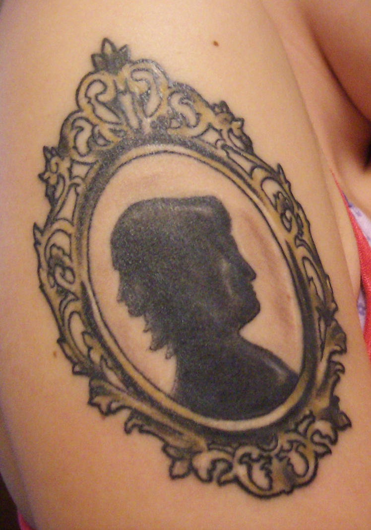 My Cameo Tattoo Pictures to Pin on Pinterest - TattoosKid