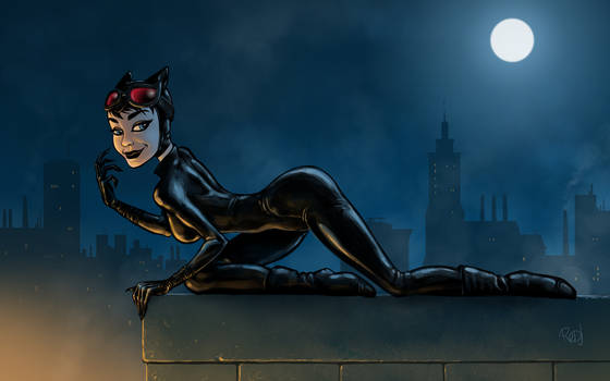 Trinquette Weekly - Catwoman