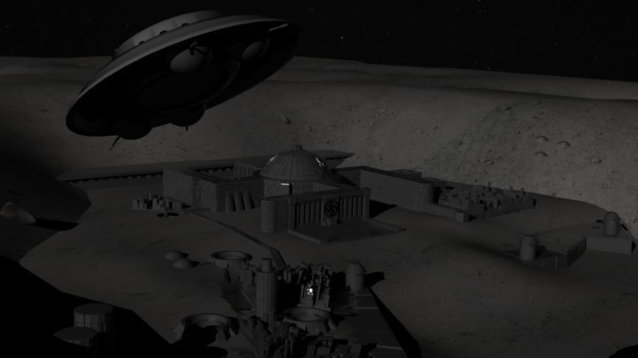 nazi moon base alpha - photo #10