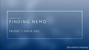 Fox Movies - Endboard: Finding Nemo