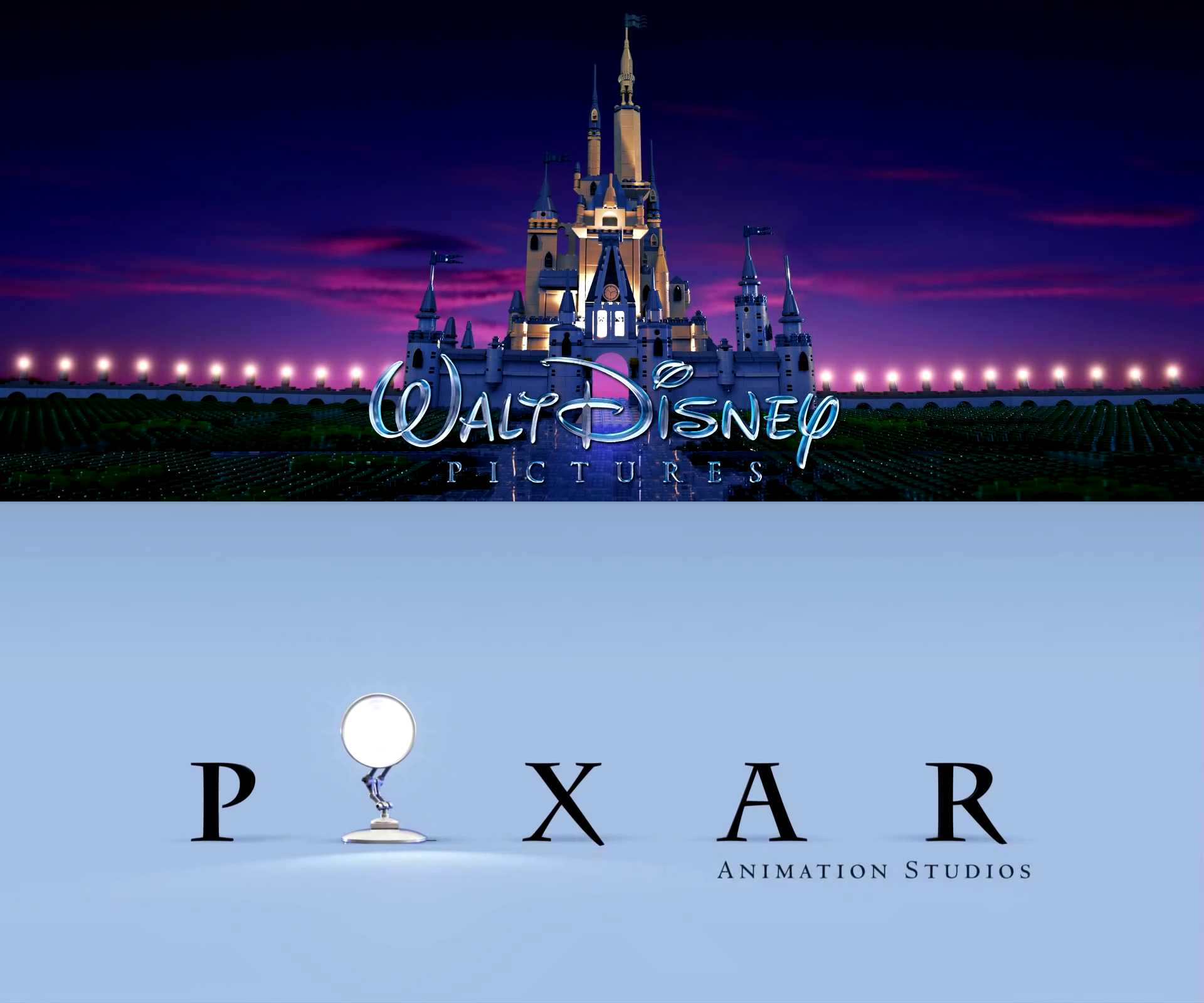 Walt Disney Pictures Pixar Animation Studios By Esteveztheart On Deviantart