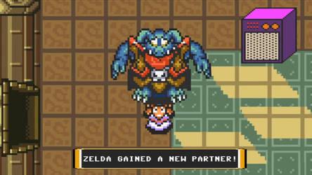 Zelda Gained a New Partner! - Wallpaper