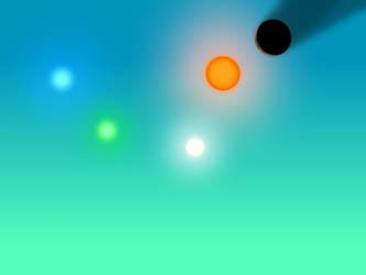 5 suns