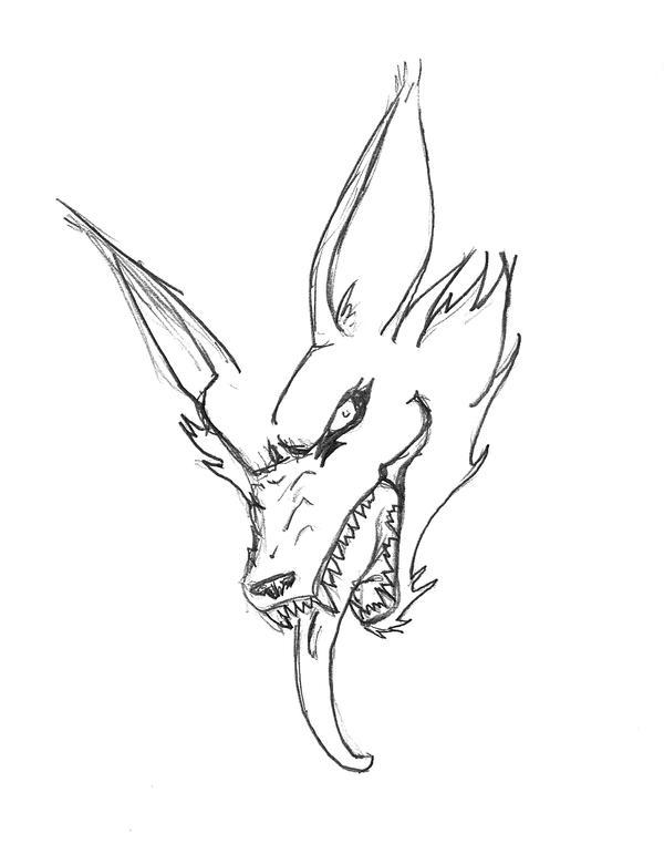 Zabuza Demon Face Kyuubi Face by ShiniRe...
